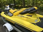 Seadoo GTX 951 Jet Ski 132 hrs -135 hp 3-seater ski with trailer - NO RESERVE!