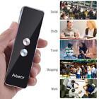 Mini Instant Voice 2Way Translator BT 40Language Translation Travel Spanish B5F7