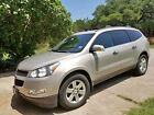 2011 Chevrolet Traverse LT 81K Miles,3rd Row Seating,Fully Loaded,Full Entertainment System, Single Owner