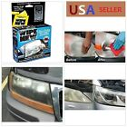 Headlight Restoration Kit Cleans Clouded Headlights To Like New Clear Condition
