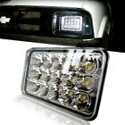 1pc 4x6 inch Cree Projector LED Headlight Sealed H/L Beam for H4651 H4652 4652