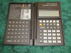 Hewlett Packard HP 18C Business Consultant Calculator Vintage 1986 from EUROPE