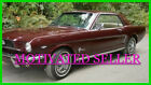 1966 Ford Mustang  1966 Ford Mustang Coupe,289ci V8,3-Spd Manual, Turn Key, Pony Leather Interior,