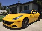 2014 Ferrari FF  Immaculate 2014 Ferrari FF Giallo Modena Yellow AWD Coupe Automatic 12 Cylinder