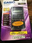 Casio fx-260 Solar Scientific Fraction Calculator SAT PSAT/NMSQT GED New Sealed