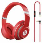 Beats By Dr. Dre Studio 2.0 RED  Wired Over-Ear Headphones (IL)