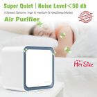 3in1 Ionic Air Purifier HEPA Filter Quiet Portable Odor Smoke Eliminator Cleaner