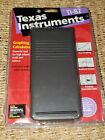 Texas Instruments TI-82 Graphing Calculator I/O Port w/ Cable NEW