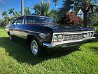 1966 Chevrolet Impala SS 396 1966 SS 396 Numbers Matching! Clean underbody