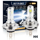 Bevinsee Cree LED Headlight Bulb 6500K For Ski-Doo 2012 2013 2014 2015 2016 2017