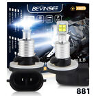 Bevinsee For Arctic Cat 4 Stroke Touring Trail 2002 2003 Cree LED Headlight Bulb