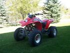 Honda TRX 250 sportrax ATV