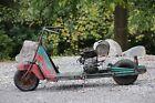 1956 Cushman 4HP CUSHMAN  1950'S CUSHMAN STEP THROUGH SCOOTER MOTORCYCLE VINTAGE UNRESTORED PROJECT