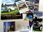 Pebble Beach 2018 Concours d Elegance Program Catalog Guide Book Schedule Show