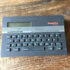 Franklin WORDMASTER WM-1000 Pocket Electronic Speller Thesaurus TESTED WORKING