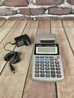 CANON PALM PRINTER P1-DH V 12 Digits Calculator for Tax & Business AC or Battery