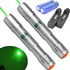 2X Astronomy Green Laser Pointer 50Mile Ultra Strong Grande Light+18650Batt+Char