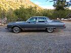 1986 Pontiac Bonneville Brougham 1986 Pontiac Parisienne only 4,000 Origjnal Miles!  Cadillac Lincoln Chevrolet