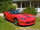 1994 Dodge Viper Chrome Wheels, Custom Stripes and Badging 1994 Dodge Viper R/T 10