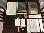 Apple iPad Pro 2nd Gen 512GB Wi-Fi + Cellular Unlocked 10.5in Space Gray Bundle