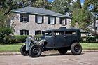 1931 Ford Model A  1931 Ford Model A Sedan Chopped Hot Rod Fresh Motor FAST!!!