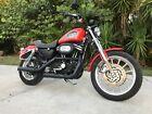 2002 Harley-Davidson Sportster  Ultra Rare 700 Mile 883R
