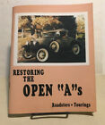 1928-1931,Ford,Model,A,Touring,Roadster,pick-up,speedster,manual,restoration,AA