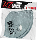 RZ Mask F1 Active Carbon Face Mask Filter X-Large Filters 82811 265-0002X 650119