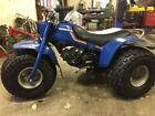 1983 Honda ATC 110 Blue Edition  Very Rare