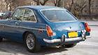 1972 MG MGB GT  Rare and beautiful 1972 MGB GT