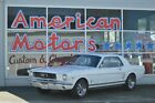 1966 Mustang C Code 289 Restored Great Condition Runs Excellent 1966 Ford Mustang C Code 289 Restored Great Condition Runs Excellent White  289