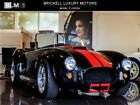 1965 Mustang -- 1965 FORD SHELBY COBRA  2,587 Miles BLACK 2DR 8CYL Manual