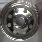 "16x6 Alcoa Classic Polished Dual Wheel 8-6.5"" Fits FORD F350 8X170 Set (4) 99/04"