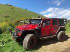 2015 Jeep Wrangler  2015 Jeep Wrangler Unlimited Sahara 3.6l