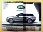 2019 Land Rover Discovery Sport SE Fold-Out Showroom Pamphlet  NEW
