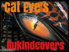 "Yamaha Raptor 660 CAT Eyes HeadLight Covers ""ORIGINAL RUKINDCOVERS""HOT NEW"