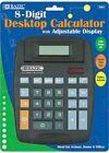 Bazic 8-Digit Large Desktop Calculator 48 pcs sku# 311356MA