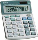 Royal - Compact Desktop Solar Calculator 2 pcs sku# 391148MA