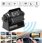 Wireless Truck Hitch Camera Magnetic Base Wifi Trailer Car Rear Camera