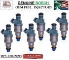 6x Fuel Injectors -87-89 Ford E-250 Econoline Club Wagon 4.9LI6 Bosch_0280150715