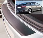 Ford Mondeo MK4 Hatchback - Carbon Style rear Bumper Protector