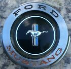 Vintage 1965 Ford Mustang original gas cap with cable