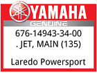 Yamaha OEM Part 676-14943-34-00