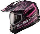 GMAX GM11 Snow Sport Pink Ribbon Helmet G2118403 XS