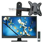 """Supersonic SC-1511 Black 15.6"""" 1080p LED HDTV with HDMI & USB Input + Wall Mo..."""