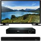 Samsung UN32J4000 32-Inch 720p LED TV with HDMI 1080p High Definition DVD Pla...