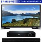 Samsung UN32J4000 32-Inch 720p LED TV + HDMI DVD Player + Bluetooth Sound Bar