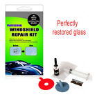 Set of Windscreen Windshield Repair Tool DIY Car Kit Wind Glass For Chip&CrackT