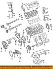 MERCEDES OEM 94-99 S420-Engine Timing Chain Guide 1190500316