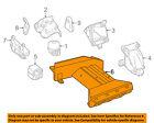 Engine Motor Transmission-Frame Cradle Crossmember 2312400802